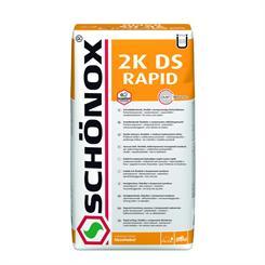Schönox 2K-DS Rapid pulver 12,5 kg t/ 2 komp. vådrumsmembran