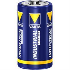 Batteri LR20/D Alkaline, pk. á 20 stk.