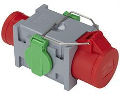 Kompaktforgrener Type 1x400V, 2x230V