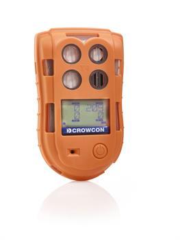 Gasdetektor Crowcon T4 - 3 gas - O2 + H2S + CH4(LEL)