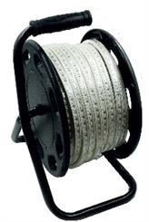 Arbejdslampe LED strip, 25 m. (750 lumen/m.)