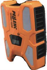Weber Batteripakke ULiB1200 inkl. lader t/ SRE u/ ryg-bæresele