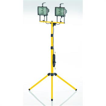Halogenlampe 2 x 500 W