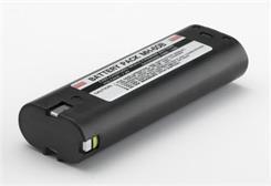 Mikrofyn batteri 7,2 Volt