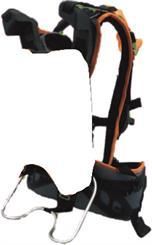 Weber Ryg-bæresele t/ batteripakke ULiB1200