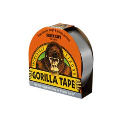 Gorilla tape 48 mm x 32 m. (grå)