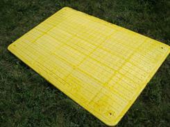 Safe Cover Gangbro 12/8m 120 x 80 cm, 13 kg.