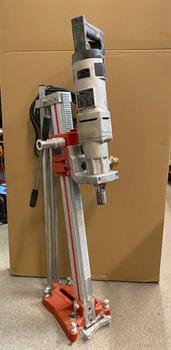 Brugt Cardi 185 D Kerneboreanlæg 32-182/250 mm kpl. (boremotor kan bruges håndholdt)