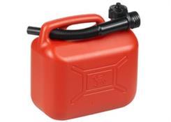 Benzindunk rød 5 liter