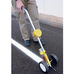 Soppec vogn/håndtag t/ TRACING markeringsspray, 2 hjul