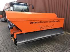 Optimas Finliner Materialefordelerskovl 1,0 m3