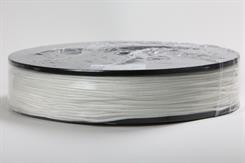 Flisesnor 3 mm x 330 mtr. hvid