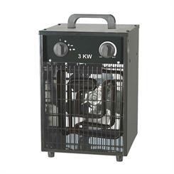 Varmeblæser 3 KW - 230V
