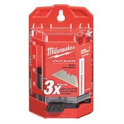 Milwaukee Knivblad lige - vendbar - 50 stk