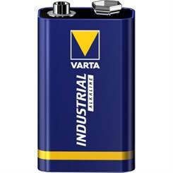 Batteri 9V, Alkaline, pk. á 20 stk