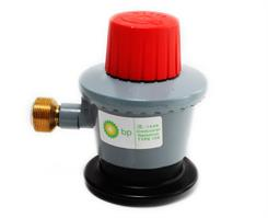 Regulator t/gasflaske m/BP kobling