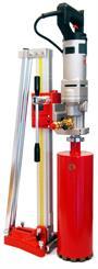 Cardi 185 D Kerneboreanlæg 32-182/250 mm kpl. (boremotor kan bruges håndholdt)