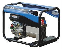 SDMO Perform 5500T - 400 V/4500 W Generator