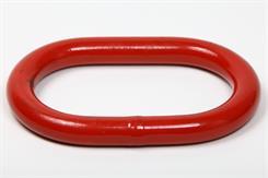 Ovalring t/13 mm kæde