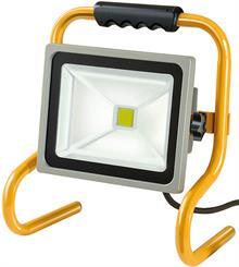 Arbejdslampe LED Slimline 10 W inkl. sensor og remote