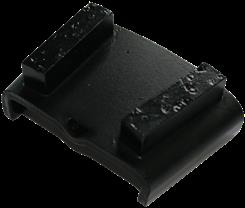Diamantsegment t/ HTC Farve/PVC/Lim - Sort (universal)