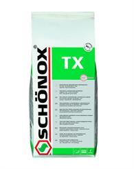 Schönox TX 25 kg selvnivelerende spartelmasse 3-40 mm. støvreduceret