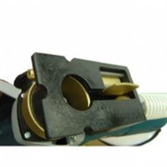 Fugefræsesål,OSM  Rustfri stål, Med flexslange