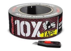 FiberFix 10X Tape, 48 mm x 18 m. (ekstrem brudstyrke)