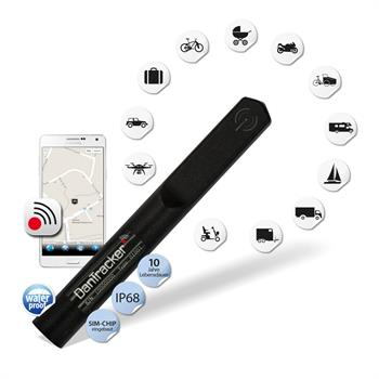Dantracker Safety Guard GPS (intern antenne)
