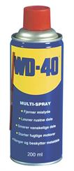 WD-40 rustopløser 200 ml.