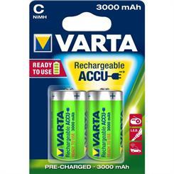 Batteri R14/C, genopladelig
