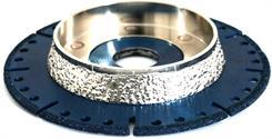 Reiferklinge Ø125 mm Cut´N Grind t/PVC rør