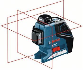 Bosch Cirkellaser GLL3-80 P m/BT150/L