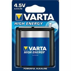 Batteri 3LR12, 4,5V