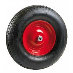 Ravendo hjul m/fælg t/trillebør