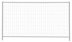 Müba byggepladshegn 3,5 x 2,0 mtr.