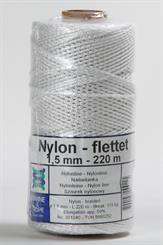 Nylonsnor 1,5 mm x 220 mtr
