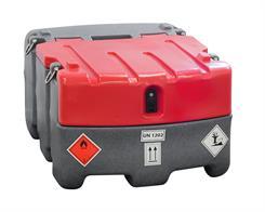 Diesel-/ladtank 250 liter