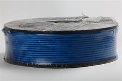 Flisesnor 5 mm x 220 mtr. blå