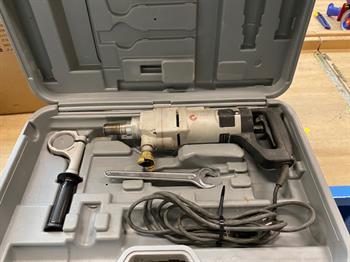Brugt Cardi Kerneboremaskine T2000 ME-15, 40-182/200 mm - håndholdt/tør-våd