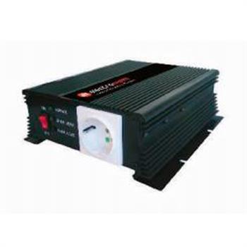 Electromem Inverter 600W mod. sinus - 12V -> 230V