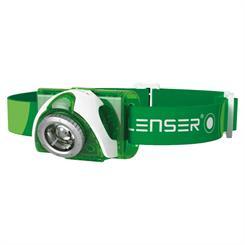 Pandelampe Led Lenser SEO3 grøn
