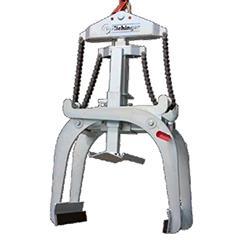 Løftetang t/betonrør 200-800 mm, 1500 kg (fuldautomatisk)