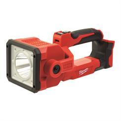 Milwaukee Batterilampe M18 SLED-0 (Tool only)