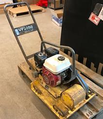Brugt Wacker VP 2050A, 103 kg - 2006