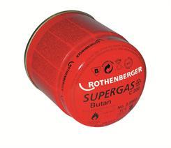 Gasdåse C200 t/190 ml t/Ekspres Piezo