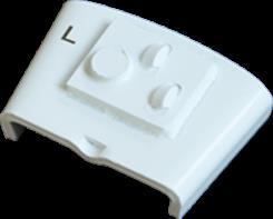Diamantsegment t/ HTC Farve/PVC/Lim - L (venstre løb)