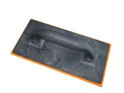 Fliserensebræt m/18 mm rød skum