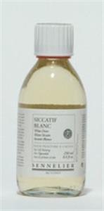 White Drier (siccative)  250 ml. fra Sennelier