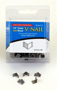V-Nail-Soft - 7mm - 200 stk.
